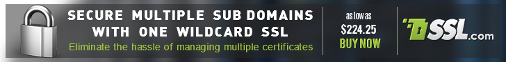 wildcard ssl certificate from ssl.com